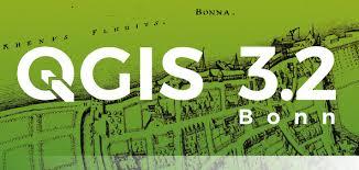 Nouveau QGIS 3.2 « Bonn »