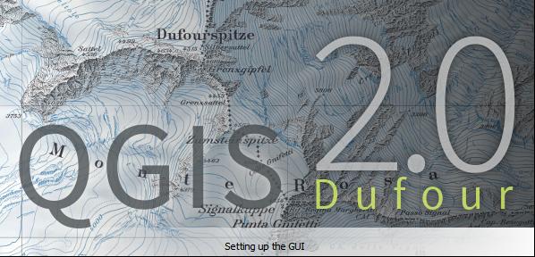 QGIS-Dufour-2 formation